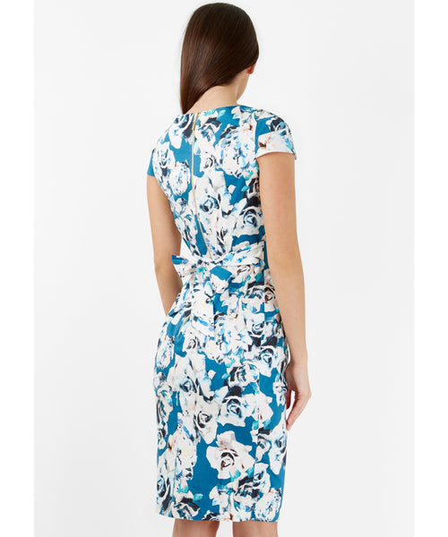 Floral Tulip Dress - LadyVB   s.r.o - 8