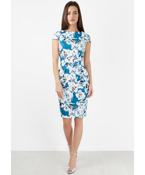 Floral Tulip Dress - LadyVB   s.r.o - 6
