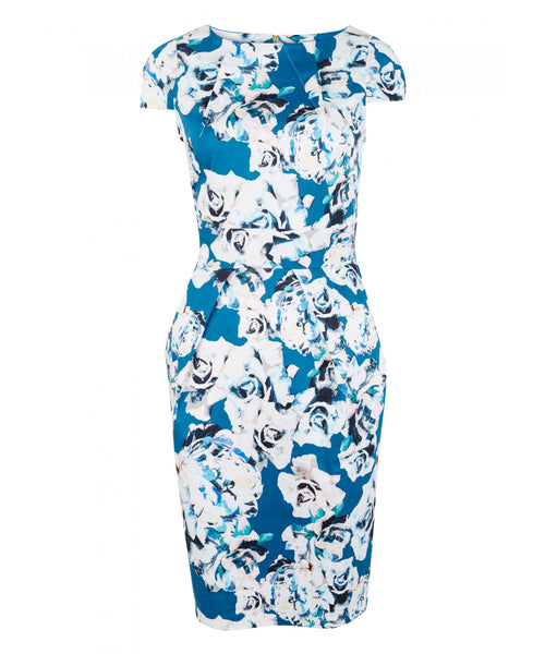 Floral Tulip Dress - LadyVB   s.r.o - 7