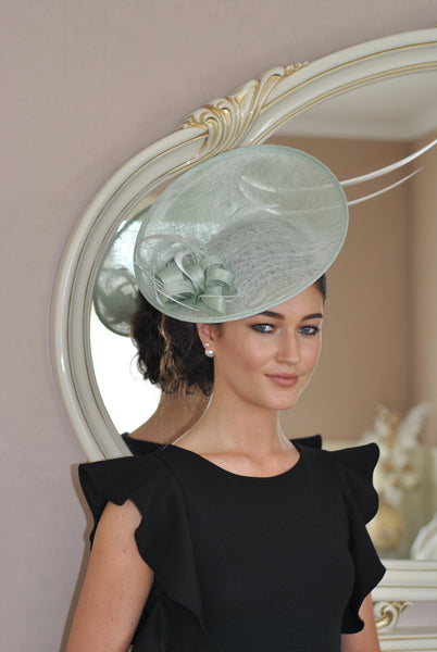 Mint Jane Fascinator - LadyVB   s.r.o - 3