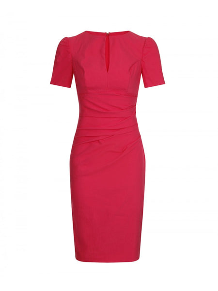 Jiordana Pink Dress - LadyVB   s.r.o - 2