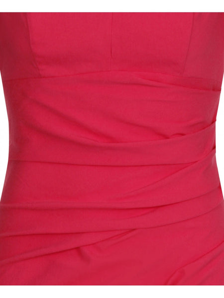 Jiordana Pink Dress - LadyVB   s.r.o - 3