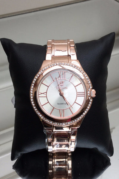 Diamanté watch - LadyVB   s.r.o