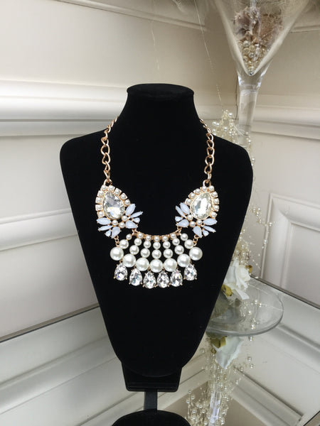 Pearl Necklace - LadyVB   s.r.o - 4