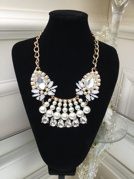 Pearl Necklace - LadyVB   s.r.o - 2