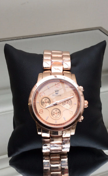 Rose Gold Watch - LadyVB   s.r.o