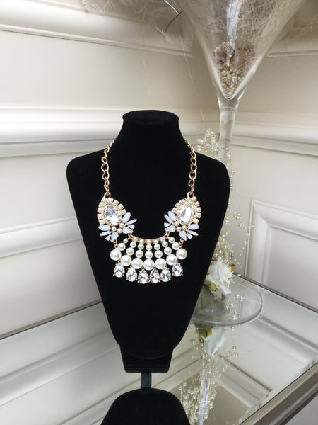 Pearl Necklace - LadyVB   s.r.o - 3