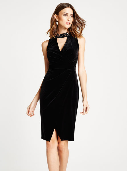 Isabella Velvet Gem Dress - LadyVB   s.r.o - 2