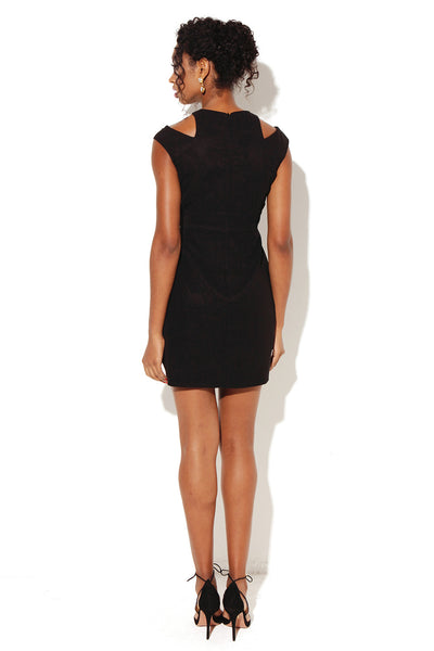 RECTORY BLACK DRESS - LadyVB   s.r.o - 3