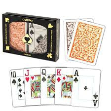 COPAG 1546 Poker Dual-deck Set (JUMBO Index)