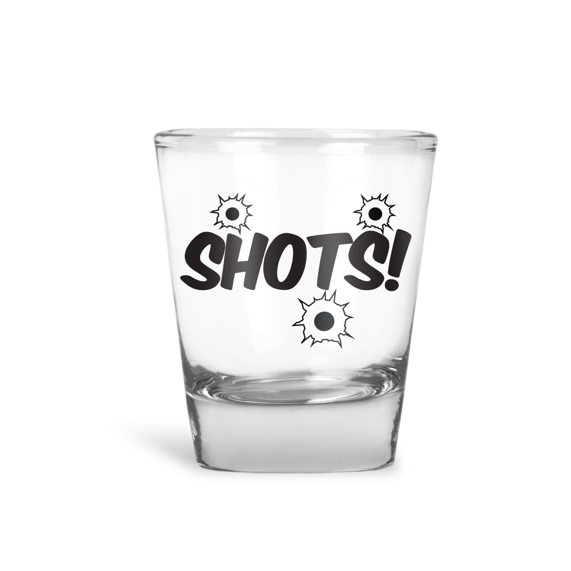 """Shots"" Shot Glass - Henny Matters"