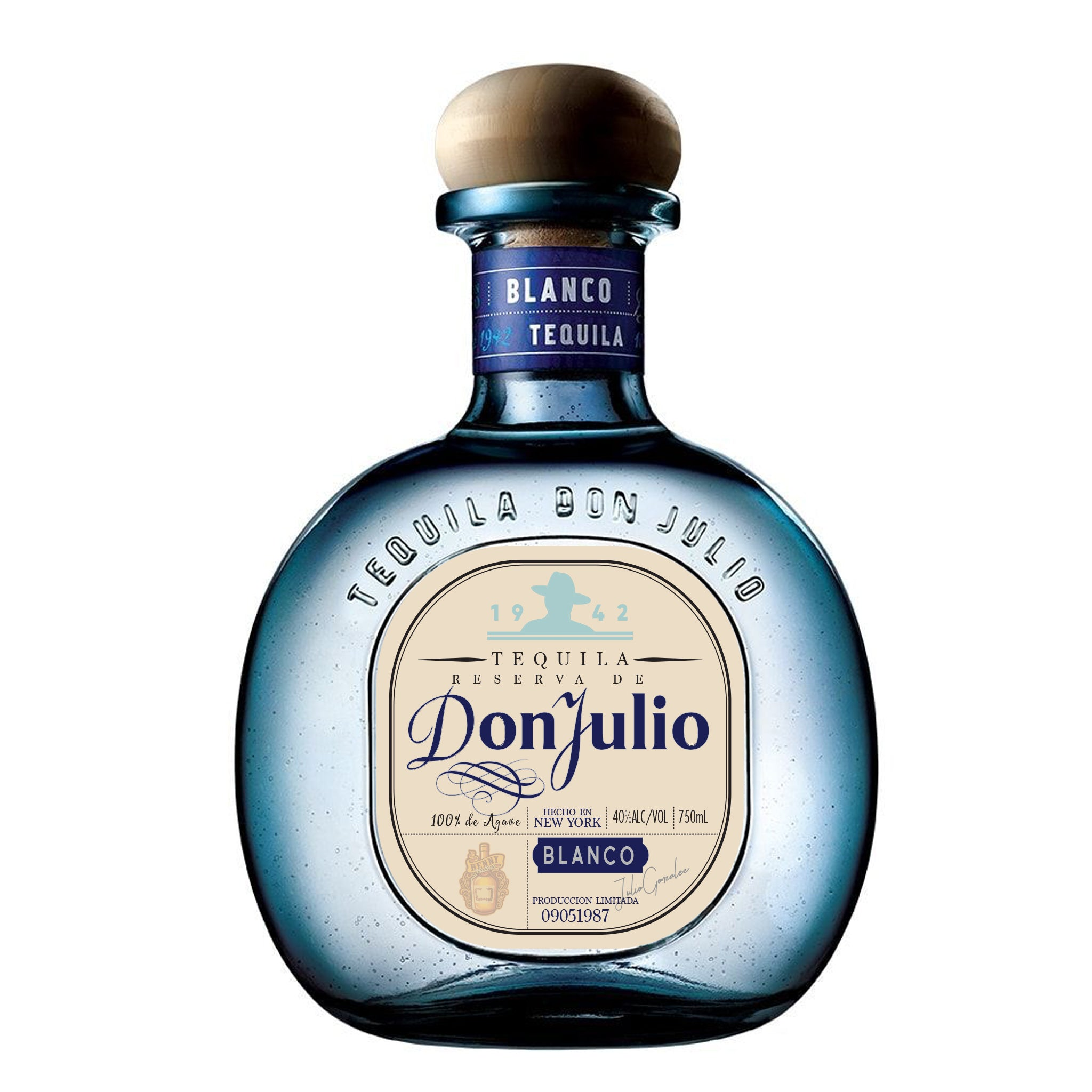 Custom Don Julio Label - Henny Matters