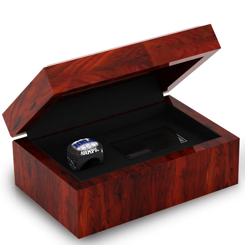 Hampton Roads Lady Gators Ring Box