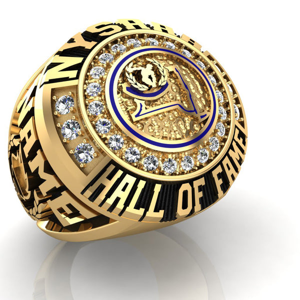 NYSAAA Hall of Fame Ring