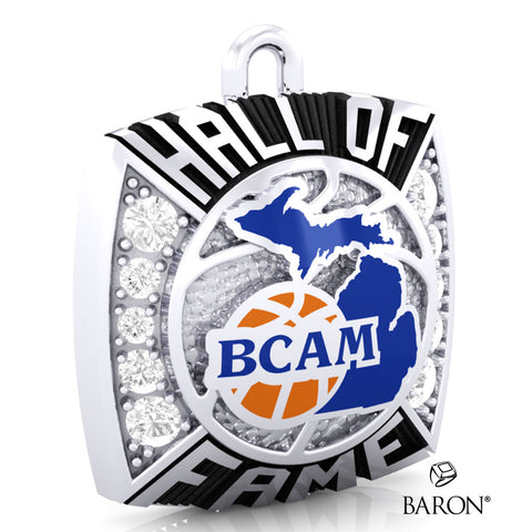 BCAM - Hall of Fame Ring Top Pendant - Design 1.10