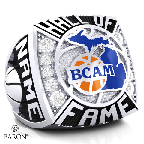 BCAM - Hall of Fame Ring - Design 1.1