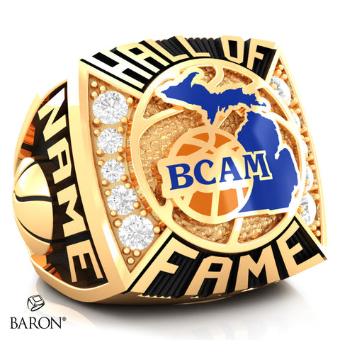 BCAM - Hall of Fame Ring - Design 1.2
