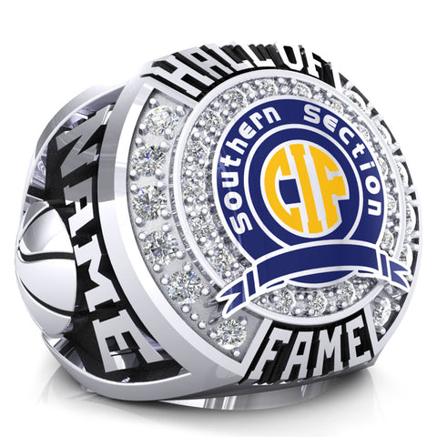 CIF - Southern Section Hall of Fame Ring - Design 1.1
