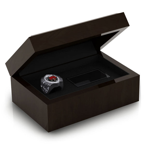 Central Washington University Football 2019 Championship Ring Box