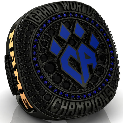 Cheetahs Cheer Ring - Design 1.4 - BALANCE
