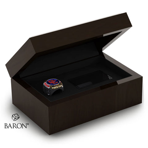 Cherry Creek Hockey Championship Ring Box