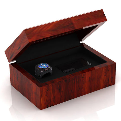 Christopher Newport University Captains Ring Box
