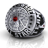 Delaware Interscholastic Basketball Coaches Association - All Star Ring