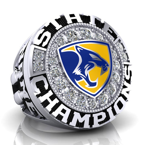 Downington East High School Cougars Ring