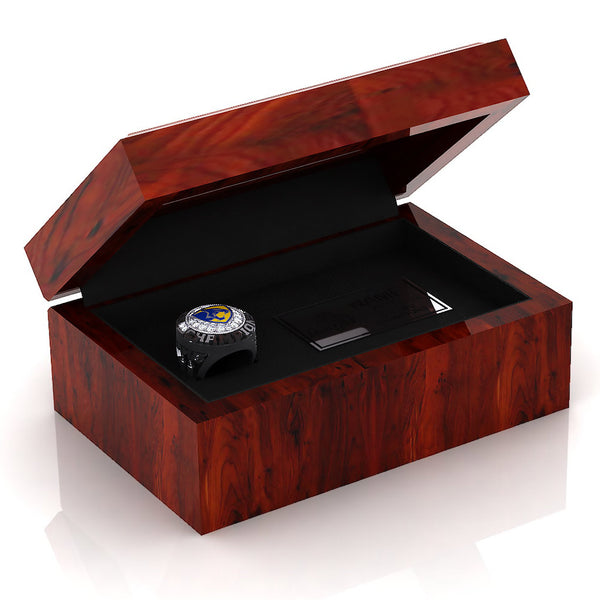 Downington East High School Cougars Ring Box