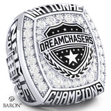 Dreamchasers 7v7 Football Championship Ring - Design 2.4