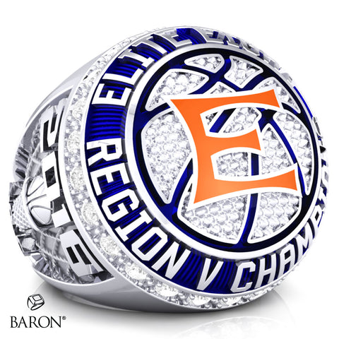 Eastfield College Championship Ring - Design 1.5 (2016)