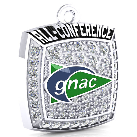 GNAC All-Conference Pendant (Durilium)