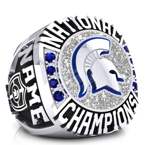 Hempfield Area Competitive Cheer Ring - Design 2.9