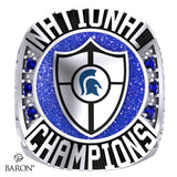 Hempfield Area Competitive Cheer Championship Ring - Design 4.17