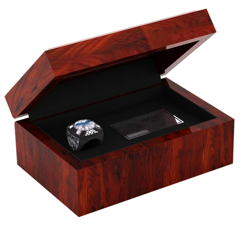 Heritage Christian Academy Ring Box