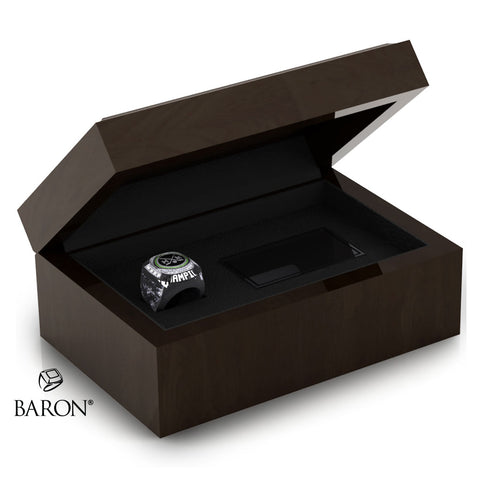 Hill-Murray Hockey Championship Ring Box