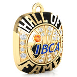 IBCA-Illinois - Hall of Fame Ring Top Pendant - (Gold Durilium, 6kt, 10kt)