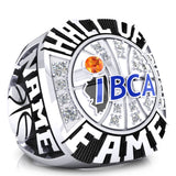 IBCA-Illinois - Hall of Fame Ring - (Durilium, 6KT, 10KT)