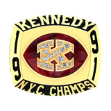 Kennedy Knights Alumni 1991 - (Gold Durilium, 6K, 10K, 14K)