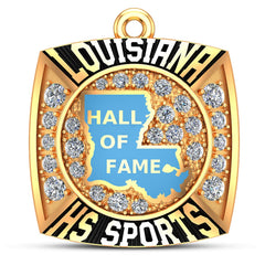 LHSAA Hall of Fame Pendant