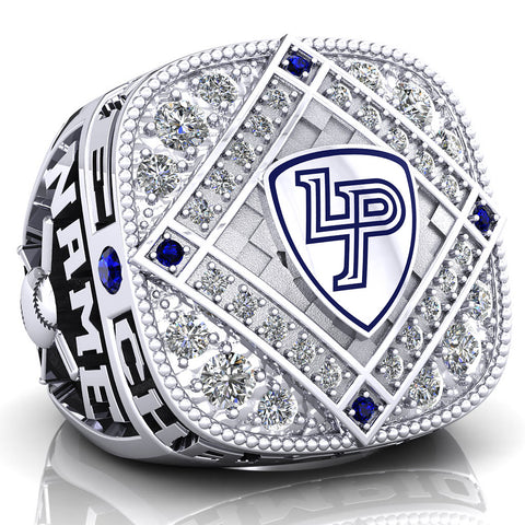 La Plata Warriors Ring - Design 1.1