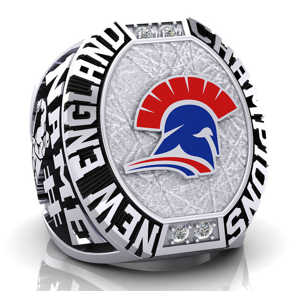 Lawrence Academy Ring - Design 2.1