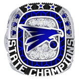 Lower Dauphin Championship Ring - Design 2.2