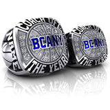 BCANY - Coach of the Year Ring