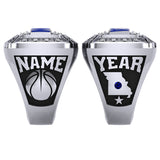 MBCA - Coach of the Year Ring