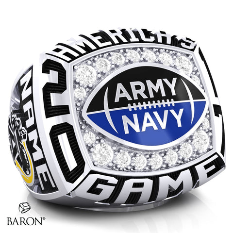 Mark Mobra Officials Championship Ring - Design 1.2