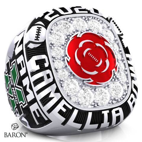 Mark Mobra Officials Championship Ring - Design 2.3