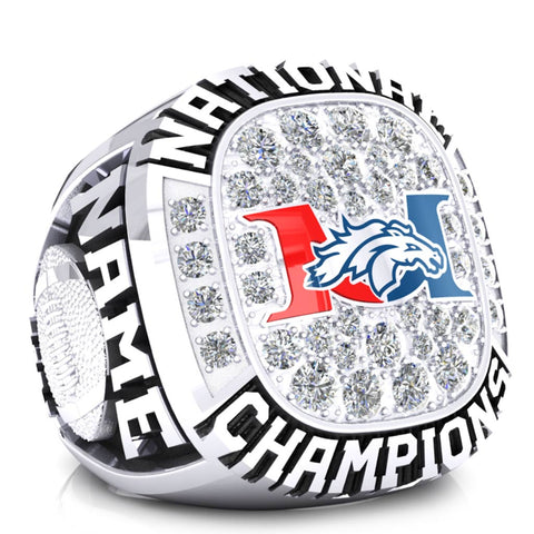 Marlboro Mustangs Ring - Design 1.2