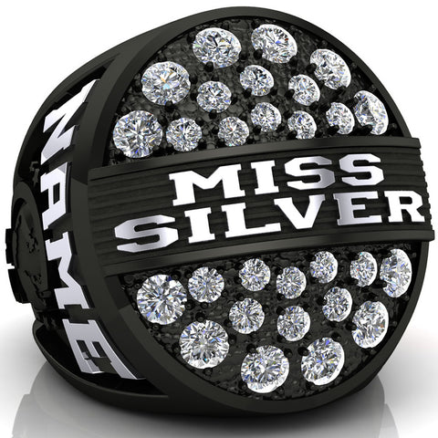 Miss Silver 2018 Ring - Design 2.4