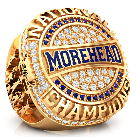 Morehead State University Ring - Design 1.2